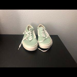 Van Skateboard shoes